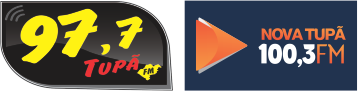 Tupã FM 97,7 | Nova Tupã FM 100,3